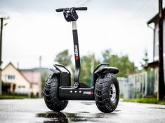 Freego(Segway) DEMO F3