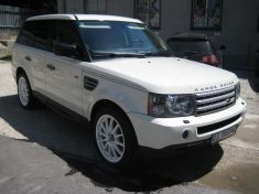 Land Rover  RANGE ROVE SPORT SUPERCHARGED
