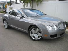 Bentley CONTINENTAL GT V12