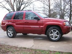 Jeep GRAND CHEROKEE LIMITED 4,7